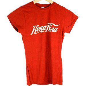 Kola Kola Bosnia Women Ladies Classic,Red T-Shirt.